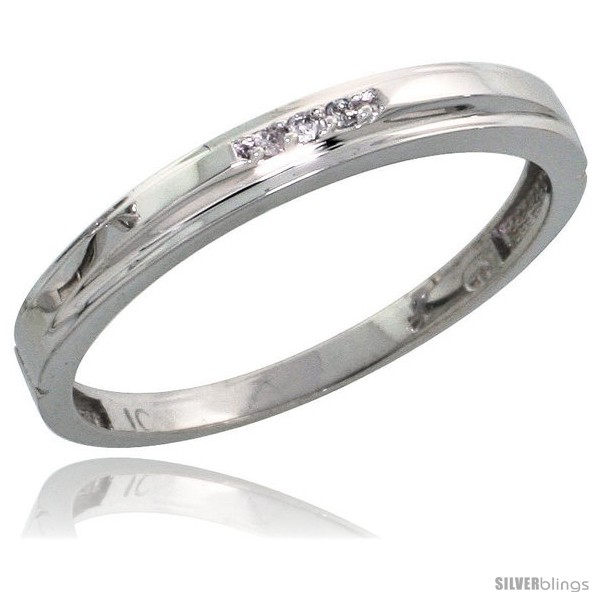 https://www.silverblings.com/41929-thickbox_default/10k-white-gold-ladies-diamond-wedding-band-ring-0-02-cttw-brilliant-cut-1-8-in-wide-style-ljw006lb.jpg