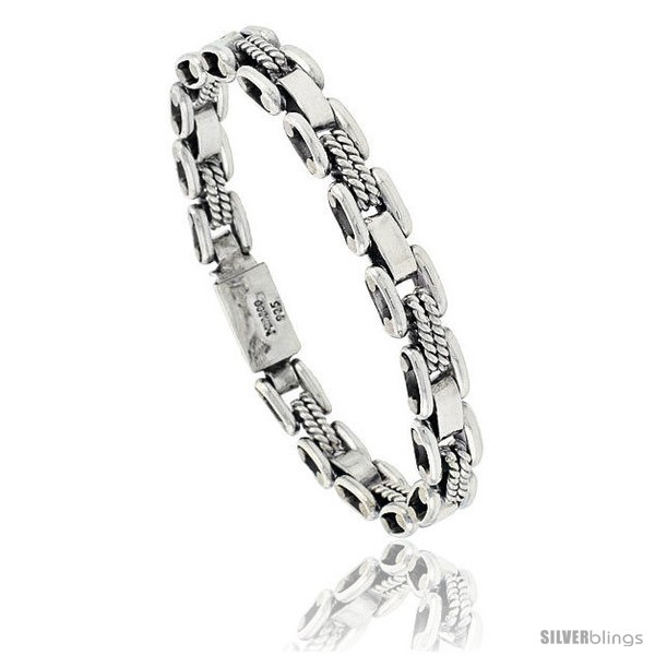 https://www.silverblings.com/41987-thickbox_default/sterling-silver-rope-bar-link-bracelet-11-30-in-wide.jpg