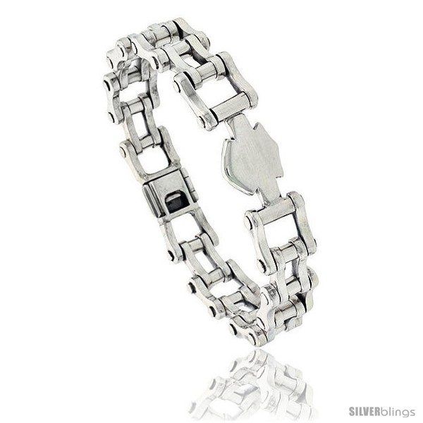 https://www.silverblings.com/41991-thickbox_default/sterling-silver-bicycle-chain-link-bracelet-1-2-in-wide-style-lx414.jpg