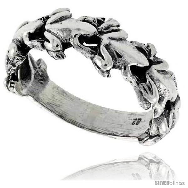 https://www.silverblings.com/42071-thickbox_default/sterling-silver-polished-frog-link-ring-5-16-in-wide.jpg