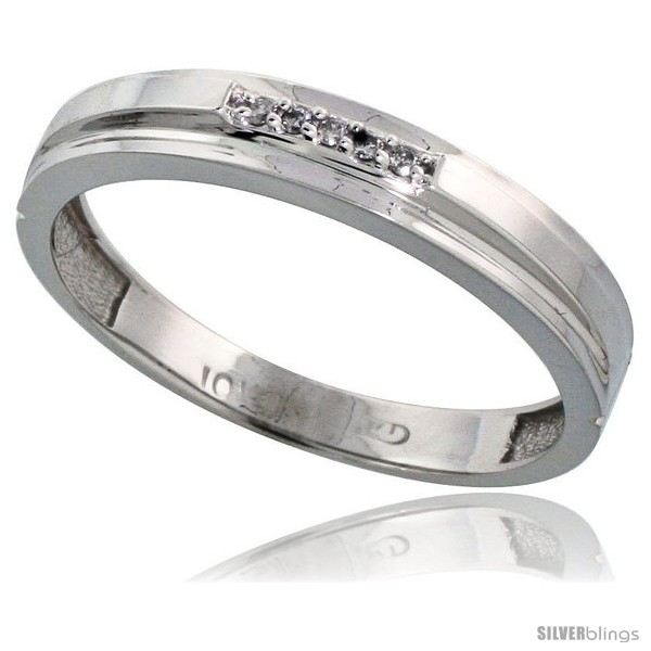 https://www.silverblings.com/42097-thickbox_default/10k-white-gold-mens-diamond-wedding-band-ring-0-03-cttw-brilliant-cut-5-32-in-wide-style-ljw006mb.jpg