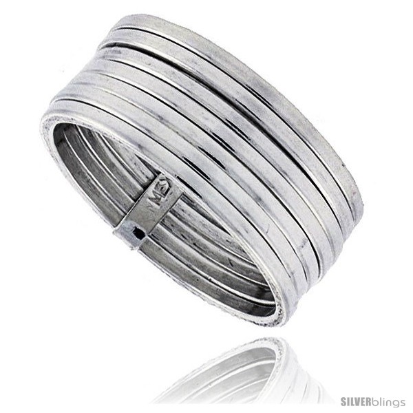 https://www.silverblings.com/42242-thickbox_default/sterling-silver-semanario-7-band-ring-handmade-3-8-in-wide.jpg
