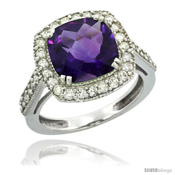 https://www.silverblings.com/42254-thickbox_default/10k-white-gold-diamond-halo-amethyst-ring-checkerboard-cushion-9-mm-2-4-ct-1-2-in-wide.jpg