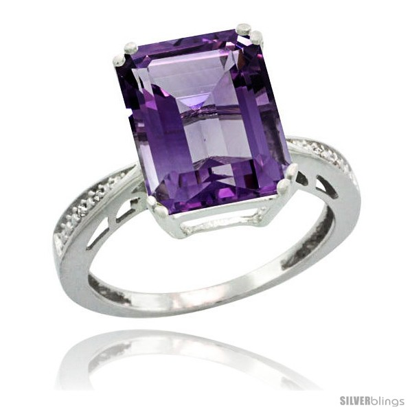 https://www.silverblings.com/42266-thickbox_default/10k-white-gold-diamond-amethyst-ring-5-83-ct-emerald-shape-12x10-stone-1-2-in-wide-style-cw901149.jpg