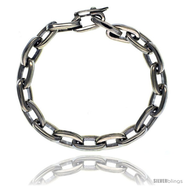 https://www.silverblings.com/42313-thickbox_default/sterling-silver-oval-cut-out-link-bracelet-toggle-clasp-handmade-1-2-in-wide-style-lx448.jpg