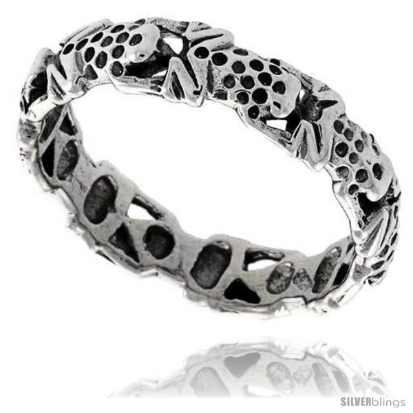 https://www.silverblings.com/42369-thickbox_default/sterling-silver-frog-link-ring-1-4-in-wide.jpg