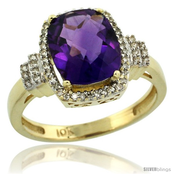 https://www.silverblings.com/42405-thickbox_default/10k-yellow-gold-diamond-halo-amethyst-ring-2-4-ct-cushion-cut-9x7-mm-1-2-in-wide.jpg