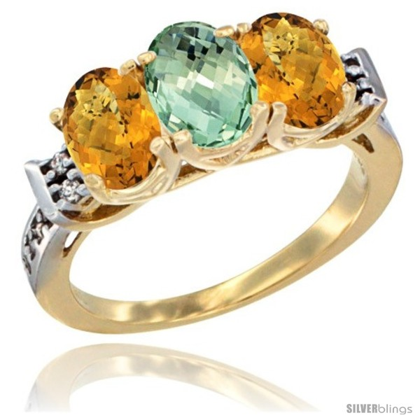 https://www.silverblings.com/42470-thickbox_default/10k-yellow-gold-natural-green-amethyst-whisky-quartz-sides-ring-3-stone-oval-7x5-mm-diamond-accent.jpg