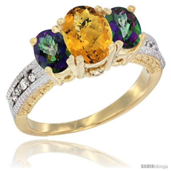 https://www.silverblings.com/42478-thickbox_default/14k-yellow-gold-ladies-oval-natural-whisky-quartz-3-stone-ring-mystic-topaz-sides-diamond-accent.jpg