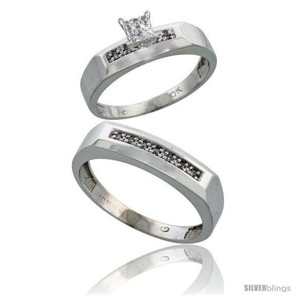 https://www.silverblings.com/42558-thickbox_default/10k-white-gold-diamond-engagement-rings-2-piece-set-for-men-and-women-0-11-cttw-brilliant-cut-4-5mm-5mm-wide-style-ljw009em.jpg