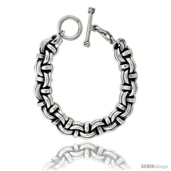 https://www.silverblings.com/42621-thickbox_default/sterling-silver-garibaldi-link-bracelet-toggle-clasp-handmade-1-2-in-wide.jpg