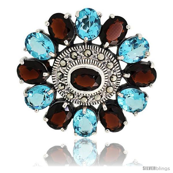 https://www.silverblings.com/42676-thickbox_default/sterling-silver-marcasite-large-flower-brooch-pin-w-oval-cut-garnet-blue-topaz-stones-1-1-2-in-40-mm.jpg