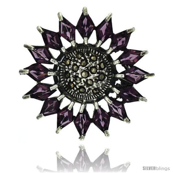 https://www.silverblings.com/42684-thickbox_default/sterling-silver-marcasite-flower-brooch-pin-w-diamond-shape-amethyst-stones-1-1-2-in-38-mm.jpg