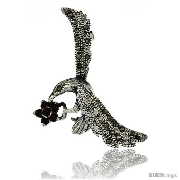 https://www.silverblings.com/42692-thickbox_default/sterling-silver-marcasite-hummingbird-brooch-pin-w-round-garnet-stones-1-3-4-in-42-mm-tall.jpg