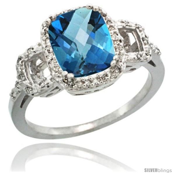 https://www.silverblings.com/42744-thickbox_default/14k-white-gold-diamond-london-blue-topaz-ring-2-ct-checkerboard-cut-cushion-shape-9x7-mm-1-2-in-wide.jpg