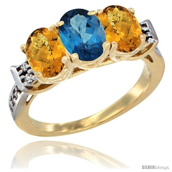 https://www.silverblings.com/42780-thickbox_default/10k-yellow-gold-natural-london-blue-topaz-whisky-quartz-sides-ring-3-stone-oval-7x5-mm-diamond-accent.jpg