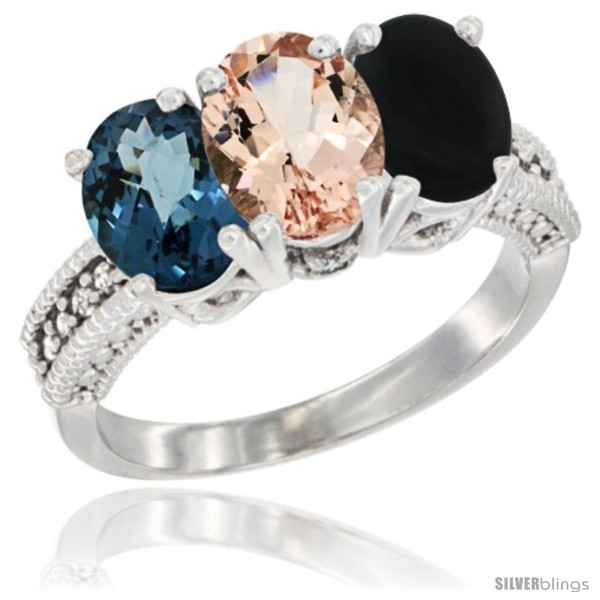 https://www.silverblings.com/42945-thickbox_default/14k-white-gold-natural-london-blue-topaz-morganite-black-onyx-ring-3-stone-7x5-mm-oval-diamond-accent.jpg