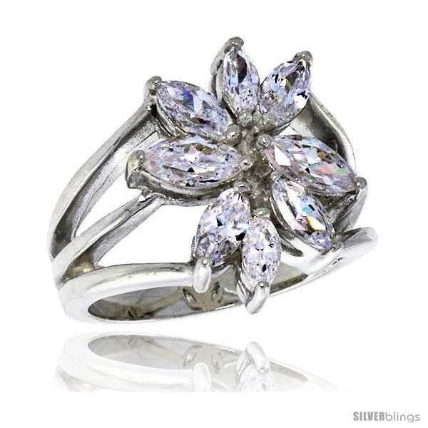 https://www.silverblings.com/4297-thickbox_default/highest-quality-sterling-silver-3-4-in-18-mm-wide-right-hand-flower-ring-marquise-cut-cz-stones.jpg