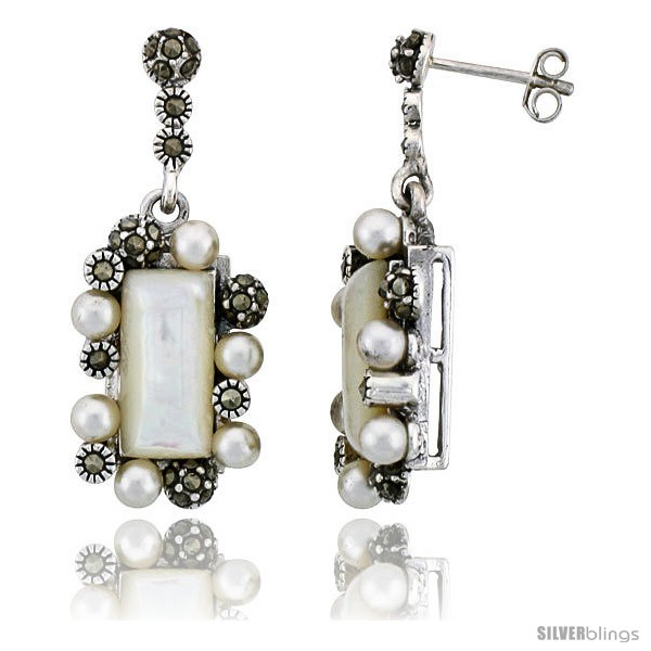 https://www.silverblings.com/42975-thickbox_default/marcasite-rectangular-earrings-in-sterling-silver-w-mother-of-pearl-1-3-8-35-mm-tall.jpg