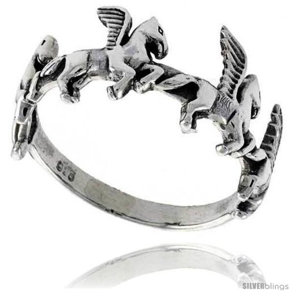 https://www.silverblings.com/43023-thickbox_default/sterling-silver-pegasus-link-ring-3-8-wide.jpg