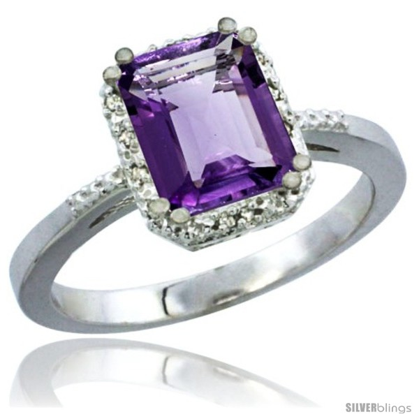 https://www.silverblings.com/43025-thickbox_default/10k-white-gold-natural-amethyst-ring-emerald-shape-8x6-stone-diamond-accent.jpg