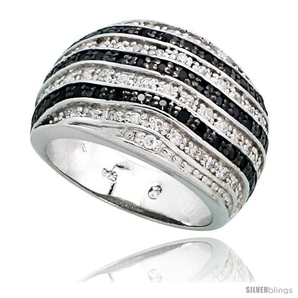 https://www.silverblings.com/43045-thickbox_default/sterling-silver-striped-dome-ring-w-black-white-cz-stones-1-2-13mm-wide.jpg