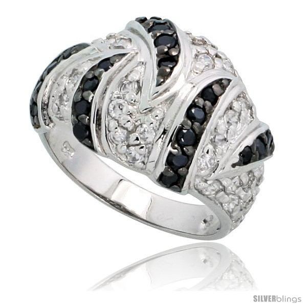 https://www.silverblings.com/43088-thickbox_default/sterling-silver-dome-ring-w-black-white-cz-stones-9-16-14mm-wide.jpg
