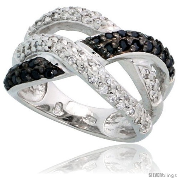 https://www.silverblings.com/43090-thickbox_default/sterling-silver-braided-ring-w-black-white-cz-stones-1-2-12mm-wide.jpg
