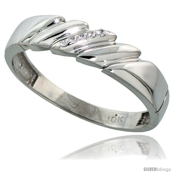 https://www.silverblings.com/43118-thickbox_default/10k-white-gold-mens-diamond-wedding-band-ring-0-03-cttw-brilliant-cut-3-16-in-wide-style-ljw011mb.jpg