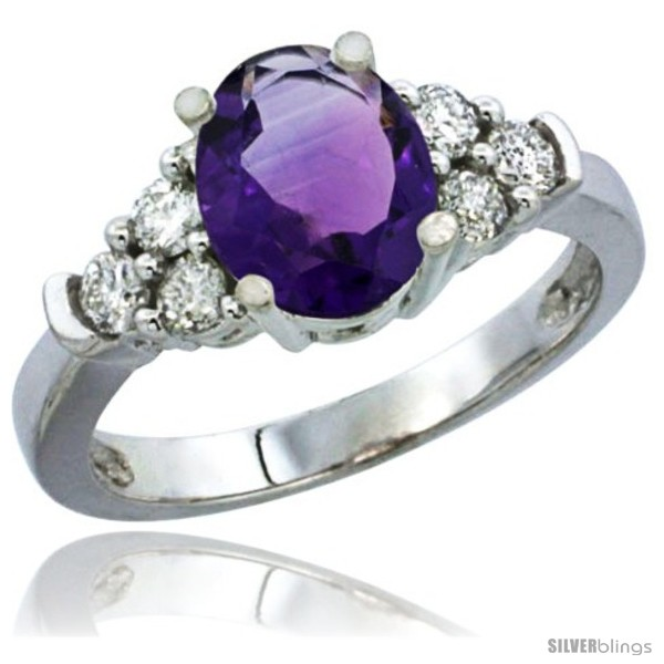 https://www.silverblings.com/43225-thickbox_default/10k-white-gold-natural-amethyst-ring-oval-9x7-stone-diamond-accent.jpg