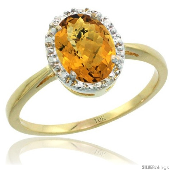 https://www.silverblings.com/43284-thickbox_default/10k-yellow-gold-whisky-quartz-diamond-halo-ring-8x6-mm-oval-shape-1-2-in-wide.jpg
