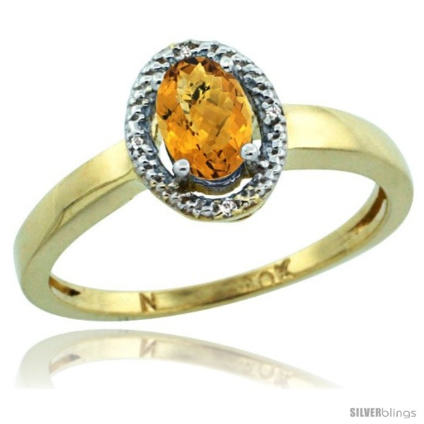 https://www.silverblings.com/43310-thickbox_default/10k-yellow-gold-diamond-halo-whisky-quartz-ring-0-75-carat-oval-shape-6x4-mm-3-8-in-9mm-wide.jpg