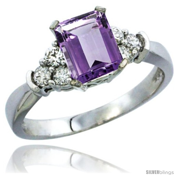 https://www.silverblings.com/43516-thickbox_default/10k-white-gold-natural-amethyst-ring-emerald-shape-7x5-stone-diamond-accent.jpg