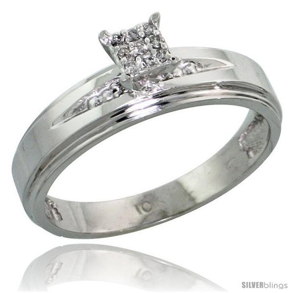 https://www.silverblings.com/43566-thickbox_default/10k-white-gold-diamond-engagement-ring-0-06-cttw-brilliant-cut-3-16-in-wide-style-ljw013er.jpg