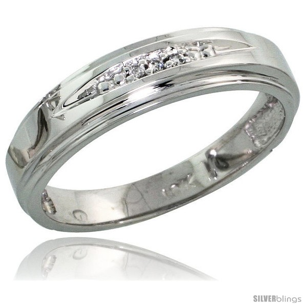 https://www.silverblings.com/43570-thickbox_default/10k-white-gold-ladies-diamond-wedding-band-ring-0-02-cttw-brilliant-cut-3-16-in-wide-style-ljw013lb.jpg