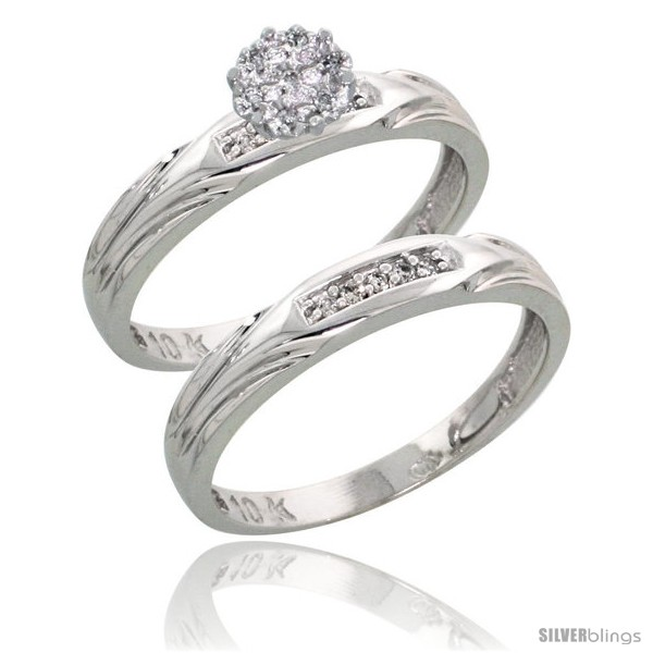 https://www.silverblings.com/43590-thickbox_default/10k-white-gold-diamond-engagement-rings-set-2-piece-0-09-cttw-brilliant-cut-1-8-in-wide-style-ljw014e2.jpg