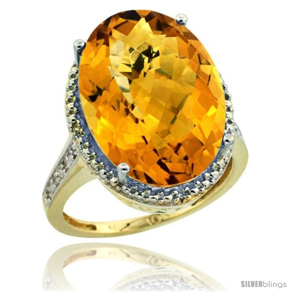 https://www.silverblings.com/43596-thickbox_default/10k-yellow-gold-diamond-whisky-quartz-ring-13-56-ct-large-oval-18x13-mm-stone-3-4-in-wide.jpg