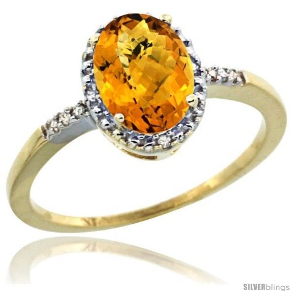 https://www.silverblings.com/43634-thickbox_default/10k-yellow-gold-diamond-whisky-quartz-ring-1-17-ct-oval-stone-8x6-mm-3-8-in-wide.jpg
