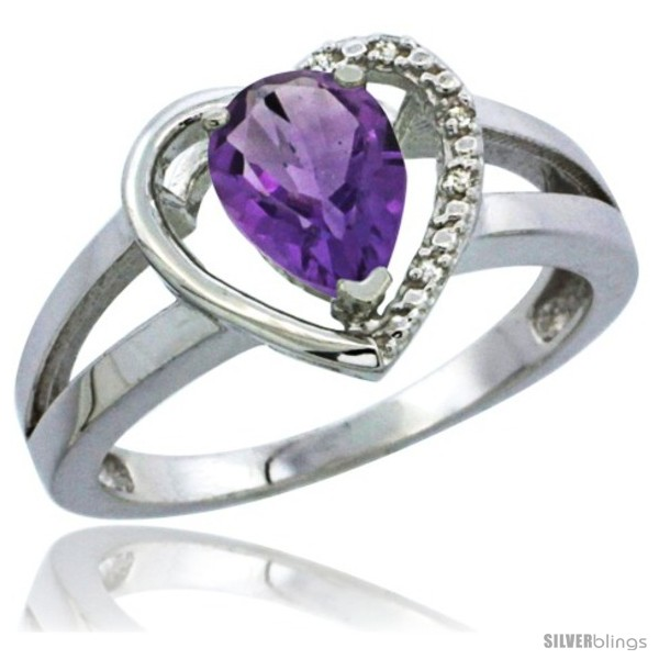 https://www.silverblings.com/43684-thickbox_default/10k-white-gold-natural-amethyst-ring-heart-shape-5-mm-stone-diamond-accent.jpg