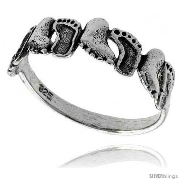 https://www.silverblings.com/43704-thickbox_default/sterling-silver-footprints-link-ring-5-16-in-wide.jpg