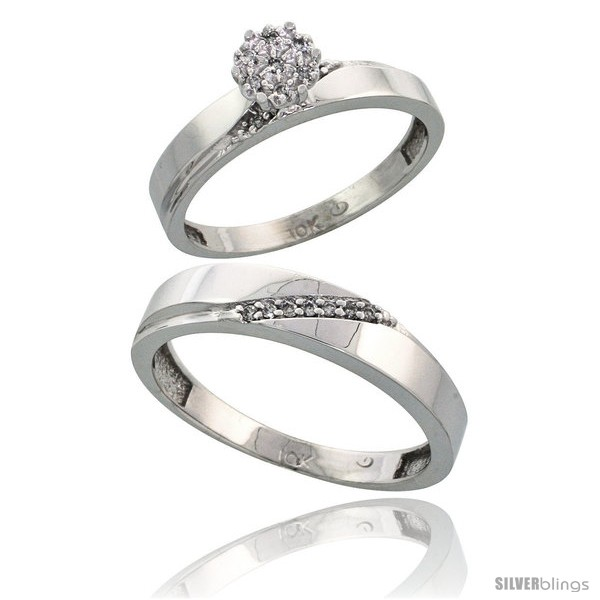 https://www.silverblings.com/43835-thickbox_default/10k-white-gold-diamond-engagement-rings-2-piece-set-for-men-and-women-0-10-cttw-brilliant-cut-3-5mm-4-5m-style-ljw015em.jpg