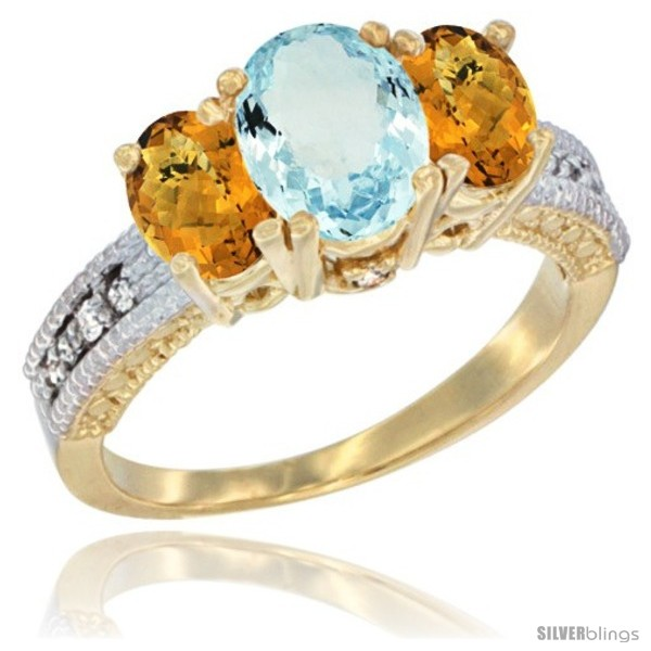 https://www.silverblings.com/43905-thickbox_default/10k-yellow-gold-ladies-oval-natural-aquamarine-3-stone-ring-whisky-quartz-sides-diamond-accent.jpg