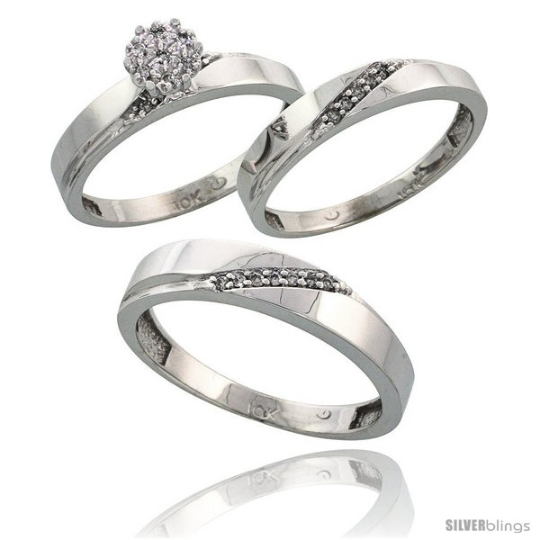 https://www.silverblings.com/44027-thickbox_default/10k-white-gold-diamond-trio-engagement-wedding-ring-3-piece-set-for-him-her-4-5-mm-3-5-mm-wide-0-13-cttw-style-ljw015w3.jpg