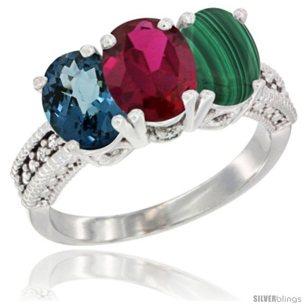 https://www.silverblings.com/44115-thickbox_default/14k-white-gold-natural-london-blue-topaz-ruby-malachite-ring-3-stone-7x5-mm-oval-diamond-accent.jpg