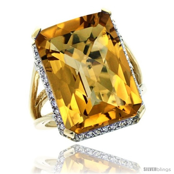 https://www.silverblings.com/44189-thickbox_default/10k-yellow-gold-diamond-whisky-quartz-ring-14-96-ct-emerald-shape-18x13-mm-stone-13-16-in-wide.jpg