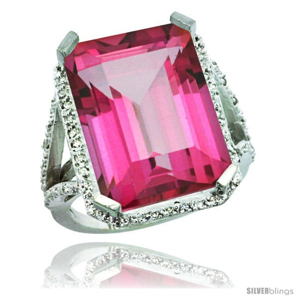 https://www.silverblings.com/4428-thickbox_default/sterling-silver-diamond-natural-pink-topaz-ring-14-96-ct-emerald-shape-18x13-stone-13-16-in-wide.jpg