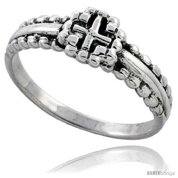 https://www.silverblings.com/44300-thickbox_default/sterling-silver-beaded-cross-ring-5-16-in-wide.jpg