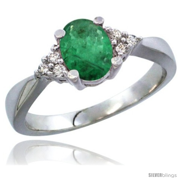 https://www.silverblings.com/44311-thickbox_default/14k-white-gold-ladies-natural-emerald-ring-oval-7x5-stone-diamond-accent-style-cw415168.jpg