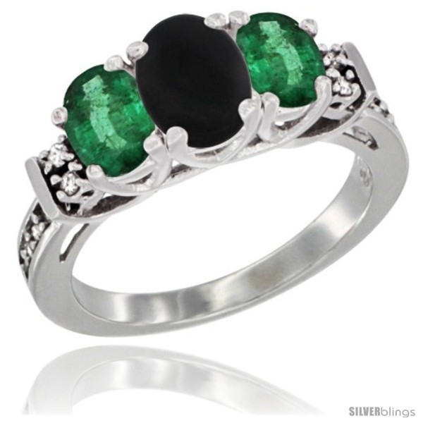 https://www.silverblings.com/44316-thickbox_default/14k-white-gold-natural-black-onyx-emerald-ring-3-stone-oval-diamond-accent.jpg