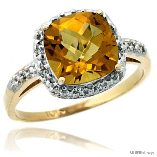 https://www.silverblings.com/44382-thickbox_default/10k-yellow-gold-diamond-whisky-quartz-ring-2-08-ct-cushion-cut-8-mm-stone-1-2-in-wide.jpg